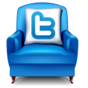 Furniture twitter chair