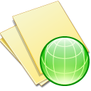 Doc file document documents yellow paper web