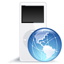 Ipod nanoweb player mp3
