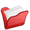 Mydocuments red folder