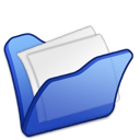 Folder blue mydocuments
