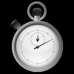 Stopwatch Chronomtre Cristal Intense 128px Icon Gallery