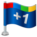 http://icongal.com/gallery/image/332475/flag_one_1_plus_google.png