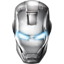Ii helmet war machine ironman rhodey