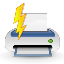 Quickprint file actions