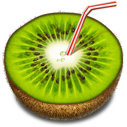 Fruit kiwi drink