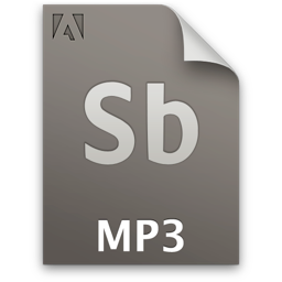 Mp3 document audio sb secondary file