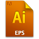 Ai document epsfile icon file