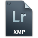 Lr secondary file xmp document