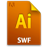 File ai flashfile icon document