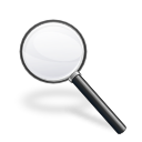 Actions magnifying search zoom magnify magnifier loupe find look