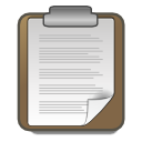 Actions clipboard