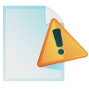 Exclamation Mark Exclamation Warning Triangle Alert Caution Sign Function Icons 48px Icon Gallery