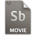 Movie sb file secondary document