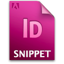 Snippet icon id file document