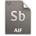 Aif document sb file secondary