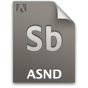 Sb primary asnd file document