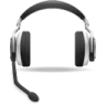 App voice support headset
