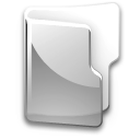 Filesystem folder grey
