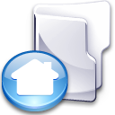 Filesystem folder home