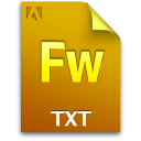 Document file fw txt