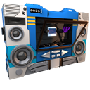 Transformers soundwave no tape side