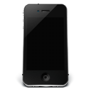 Iphone black off