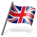 United kingdom flag china