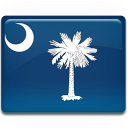Carolina south flag