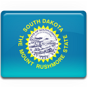 South flag dakota