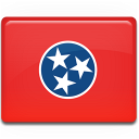 Flag tennessee