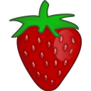 Strawberry food