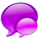 Balloon pink chat references talk