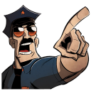 Axe cop point axecop