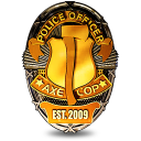 Badge axecop