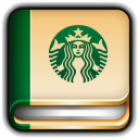 Starbucks diary book