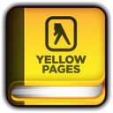 Yellow pages book