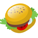 Fast food junk food hamburger burger