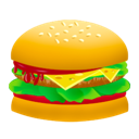 Food burger fast food hamburger junk food