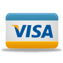 Visa payment pay card