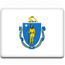 Flag massachusetts