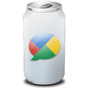 Buzz icontexto web20 drink google