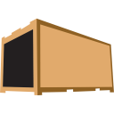 Container brown