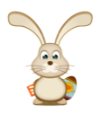 Bunny rabbit easter rss