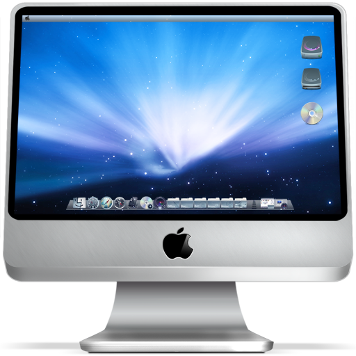 Screen Imac Monitor Computer Mac Apple / iMod / 128px ...