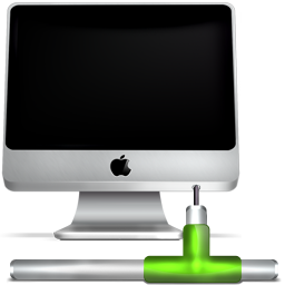 Monitor imac network computer screen apple