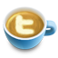 Twitter coffee latte