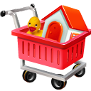 Ecommerce cart shopping webshop