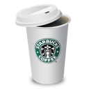 Starbucks lid coffee cup