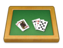 Poker blackjack cards